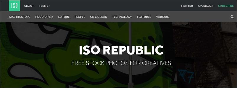 ISOトップページ